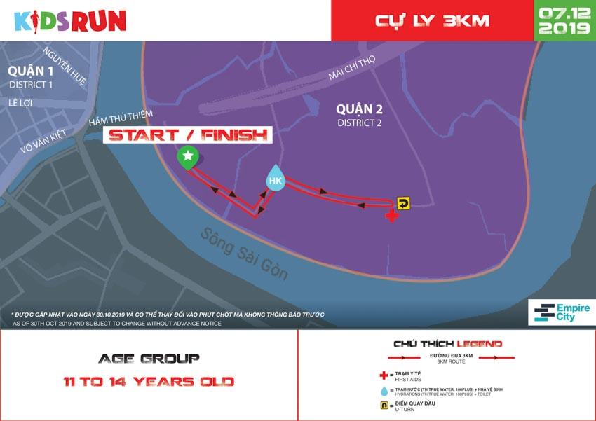 Giải Marathon Quốc tế TP. Hồ Chí Minh Techcombank 2019 -10
