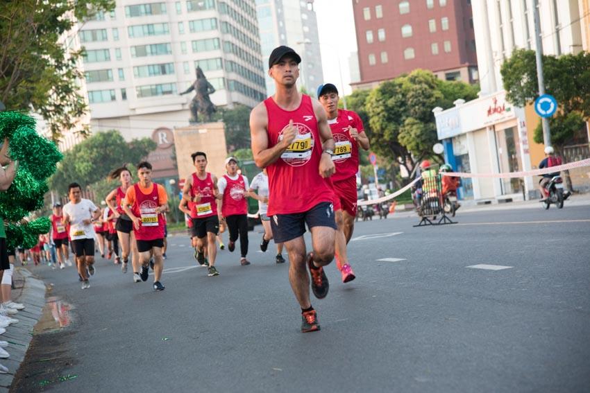 Giải Marathon Quốc tế TP. Hồ Chí Minh Techcombank 2019 -12