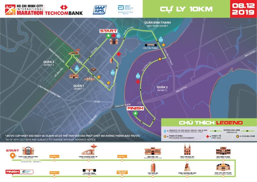Giải Marathon Quốc tế TP. Hồ Chí Minh Techcombank 2019 -4