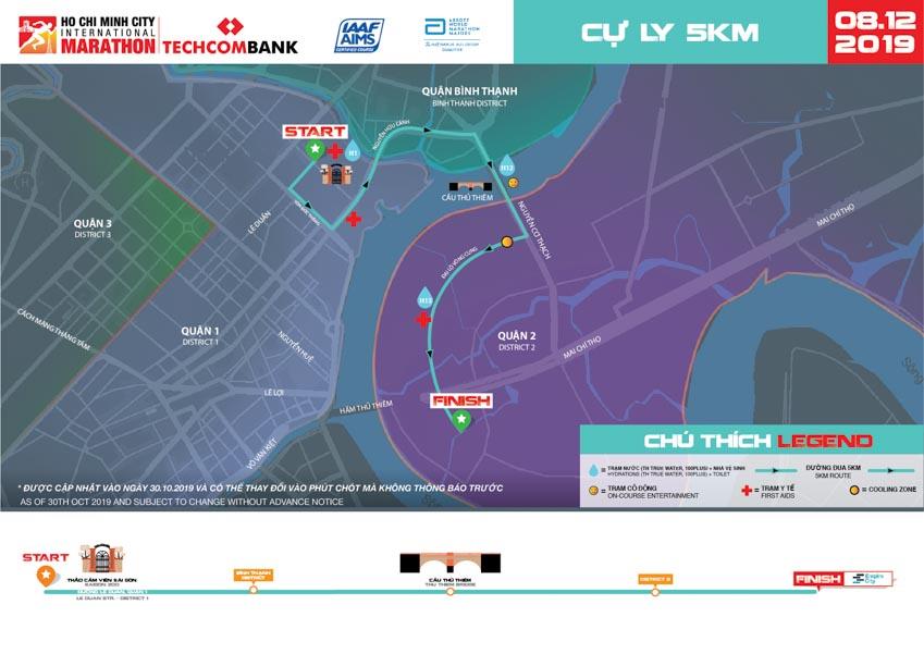 Giải Marathon Quốc tế TP. Hồ Chí Minh Techcombank 2019 -7