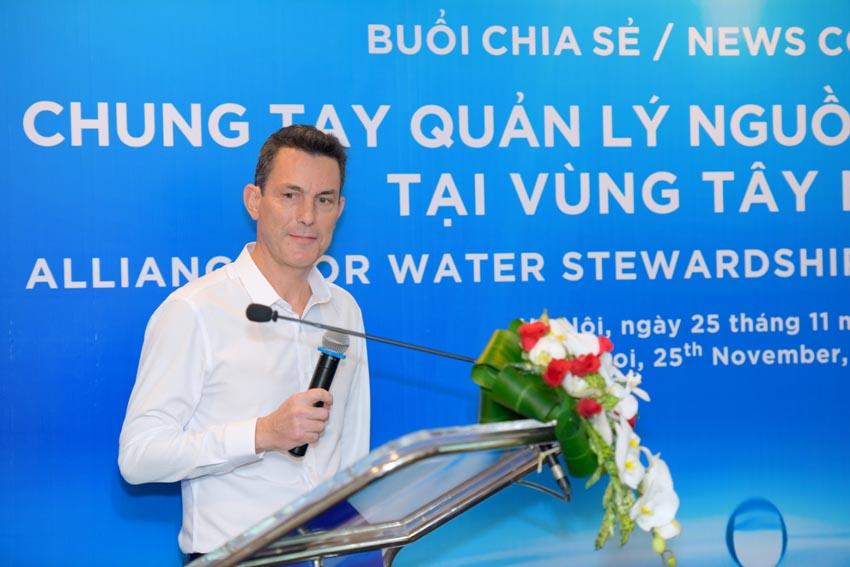 """Hội thảo """"Chung tay quản lý nguồn nước bền vững tại vùng Tây Nam Bộ"""" -2"""