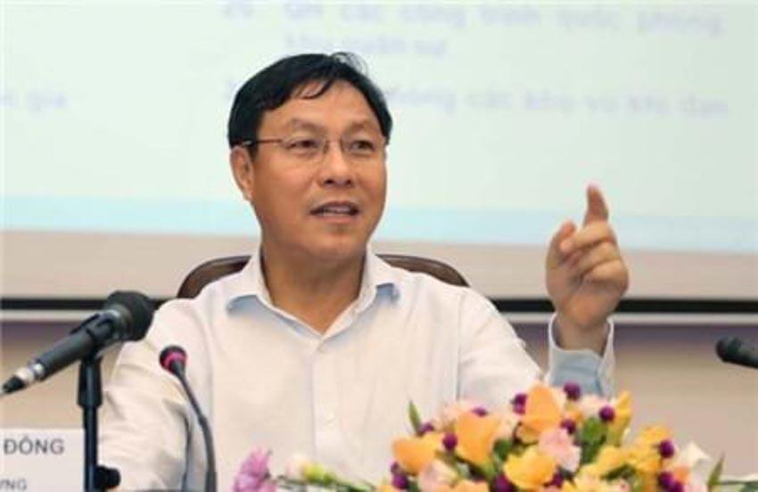 Ông Đặng Huy Đông - Nguyên Thứ trưởng Bộ Kế hoạch và đầu tư