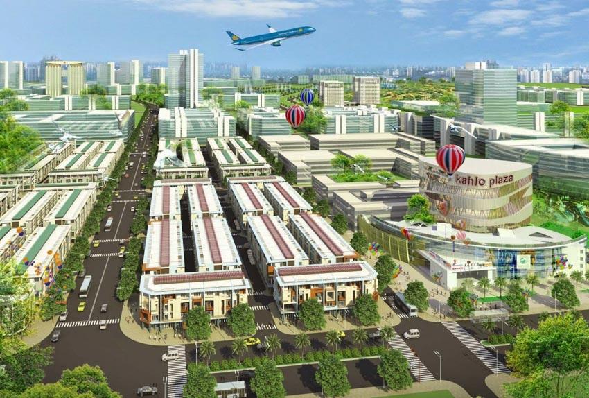 Từ kế hoạch làm sân bay Long Thành: Mô hình đô thị sân bay cho Việt Nam, tại sao không? -5