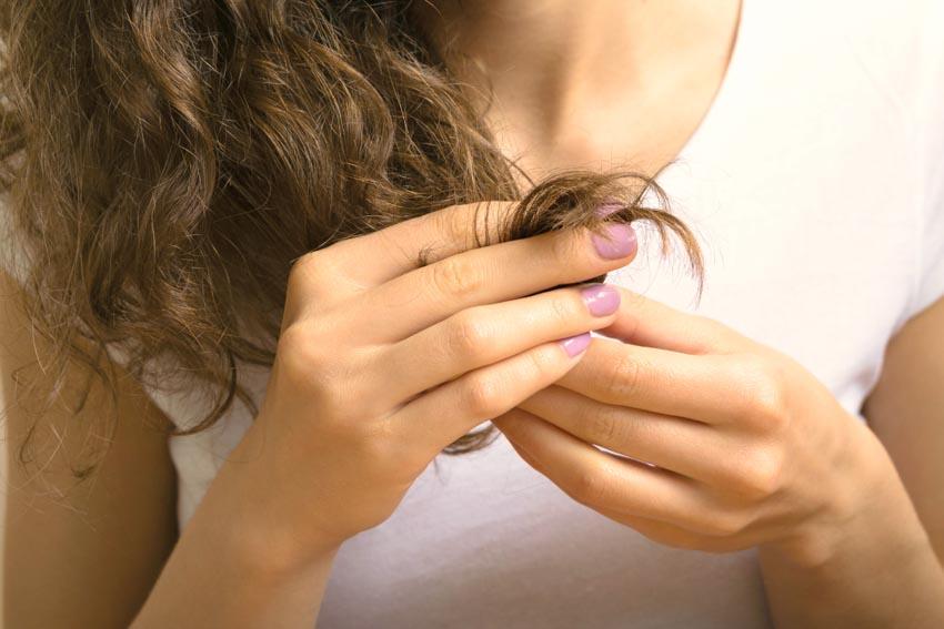 Khắc phục hiện tượng tóc chẻ ngọn-1