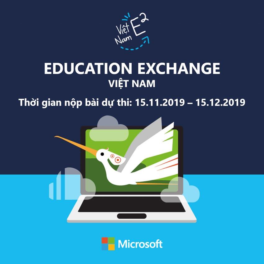 chương trình Education Exchange 2020 dành cho giáo viên