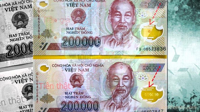 Ngân hàng Nhà nước khuyến cáo người tiêu dùng kiểm tra đồng tiền khi giao dịch tiền mặt -2