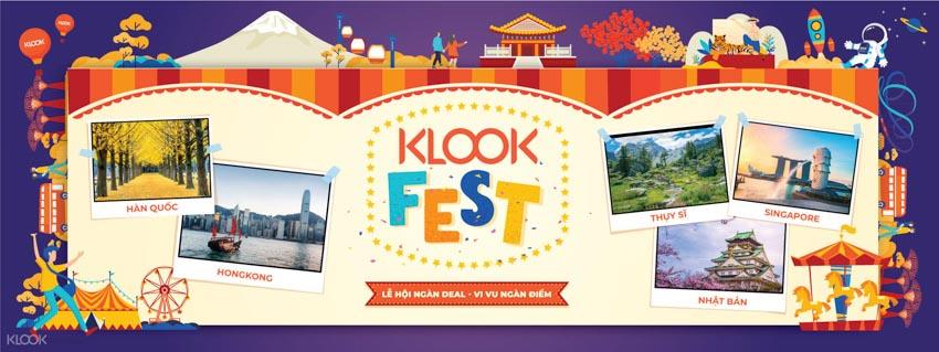 Lễ hội Klook Fest 2019 lần đầu có mặt tại Việt Nam -4