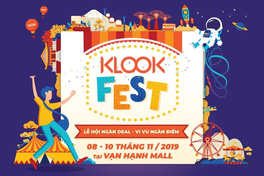 Lễ hội Klook Fest 2019 lần đầu có mặt tại Việt Nam -1