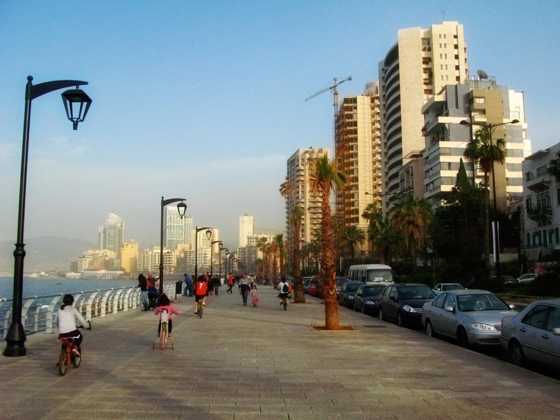 Lebanon, sức sống kỳ diệu bên bờ Địa Trung Hải-2