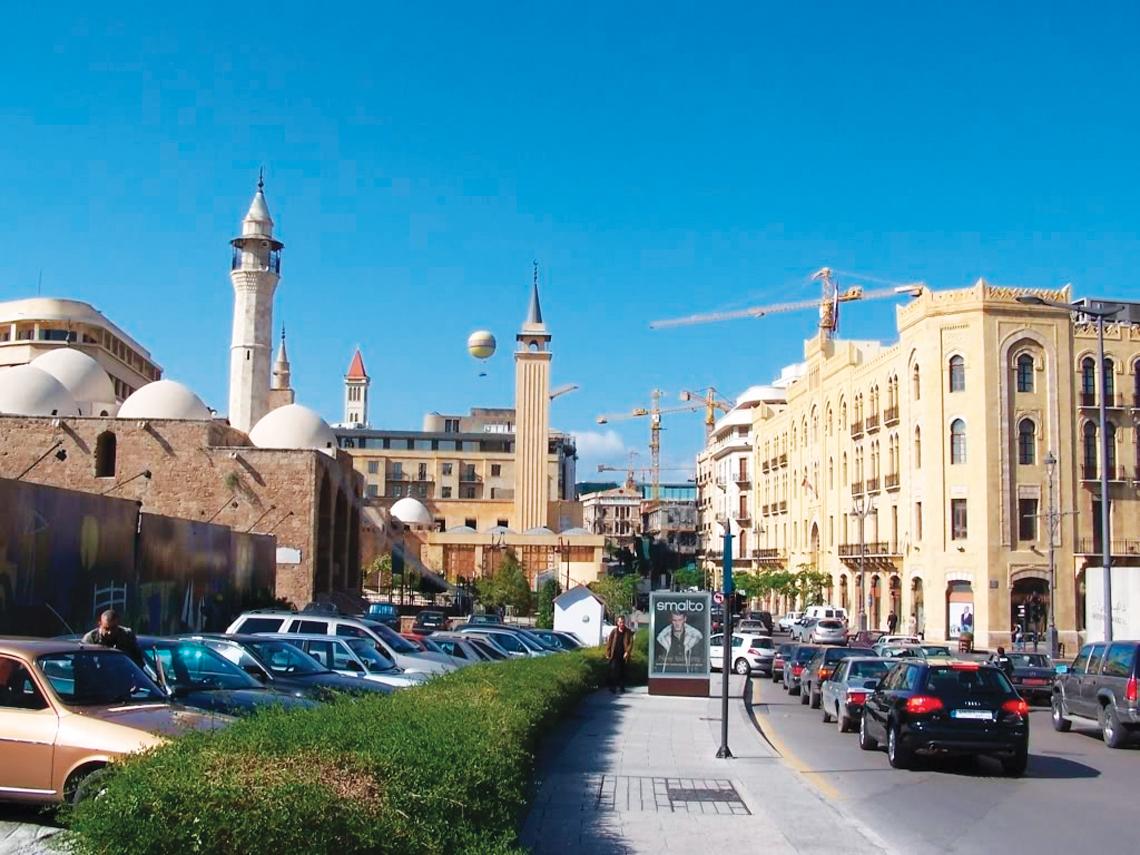 Lebanon, sức sống kỳ diệu bên bờ Địa Trung Hải-3