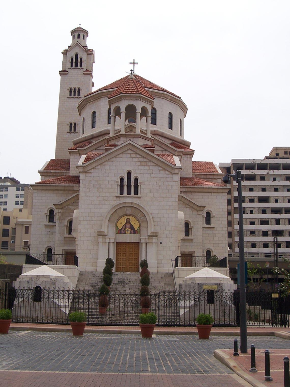 Lebanon, sức sống kỳ diệu bên bờ Địa Trung Hải-4