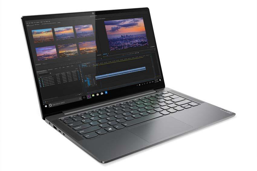 Lenovo ra mắt Yoga S740 với bộ vi xử lý Intel Core thế hệ 10 -2