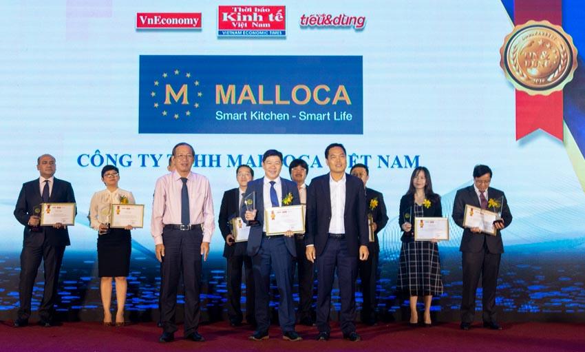 """Malloca nhận danh hiệu """"Sản phẩm và Dịch vụ Tin & Dùng 2019"""" -4"""