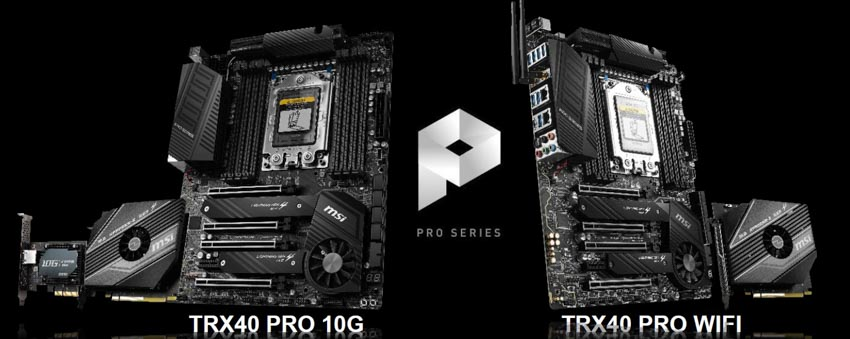 MSI ra mắt bo mạch chủ MSI AMD TRX40 hoàn toàn mới-10