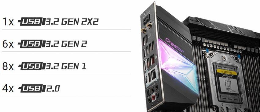MSI ra mắt bo mạch chủ MSI AMD TRX40 hoàn toàn mới-7