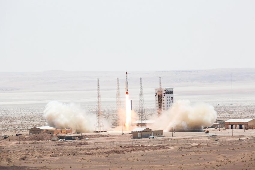 Mỹ phục hồi chương trình bí mật phá hoại nỗ lực phát triển tên lửa của Iran-5