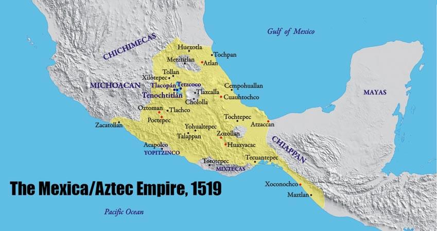 Nền văn minh Aztec: Những bí ẩn vừa được khám phá-1