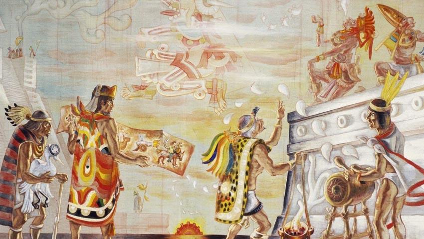 Nền văn minh Aztec: Những bí ẩn vừa được khám phá-11
