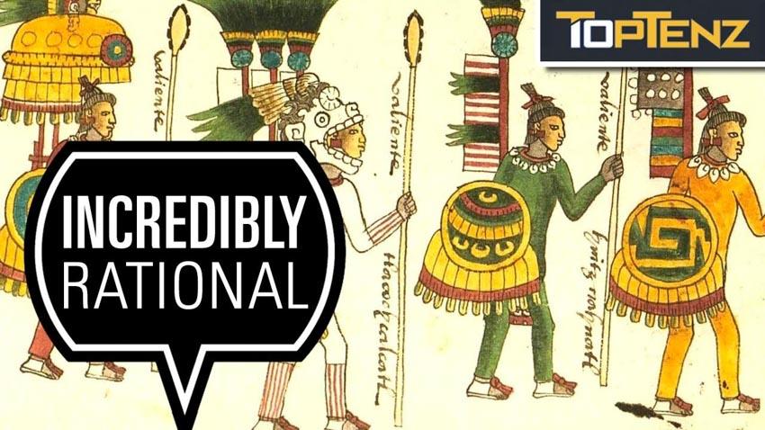 Nền văn minh Aztec: Những bí ẩn vừa được khám phá-5