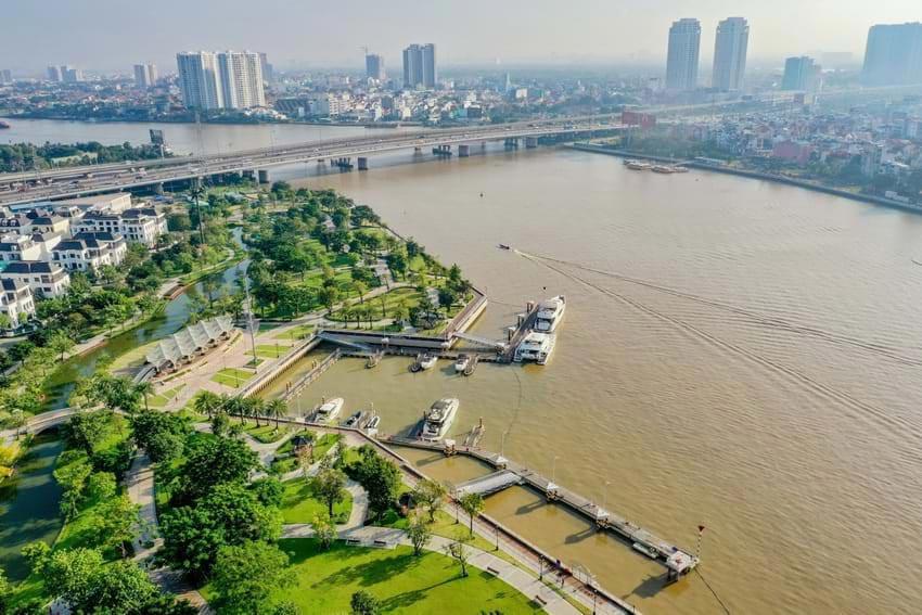 """Nghề """"nuôi"""" du thuyền ở Sài Gòn -2"""