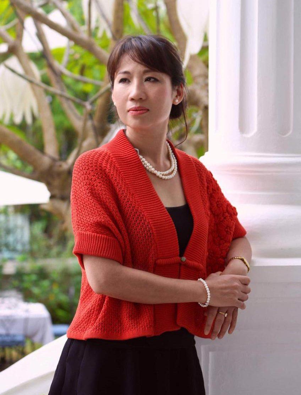 Nhà sưu tập rượu vang Nguyễn Mỹ Giáng Hương-1