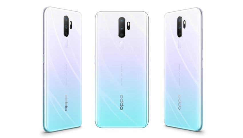 OPPO A9 2020 phiên bản màu Trắng Ngọc Thạch ra mắt tại Việt Nam -2