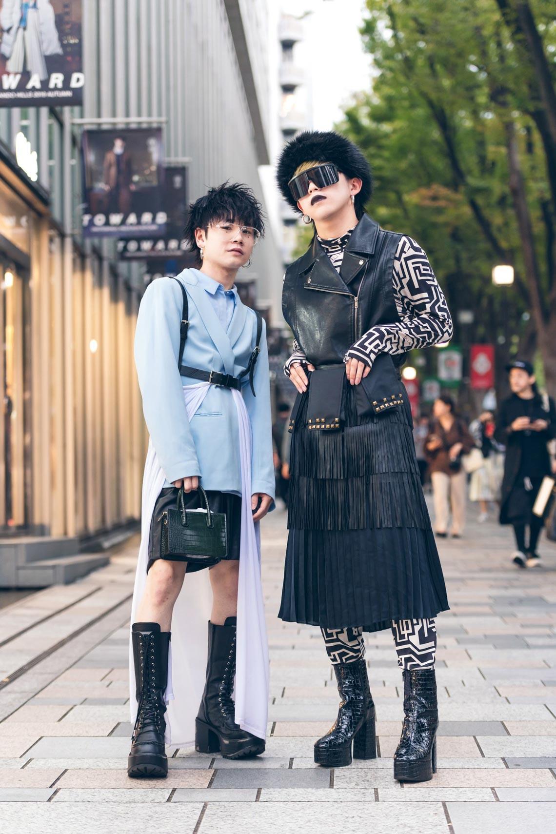 Phong cách Tuần lễ thời trang Tokyo: trang phục cho ngày tận thế-10