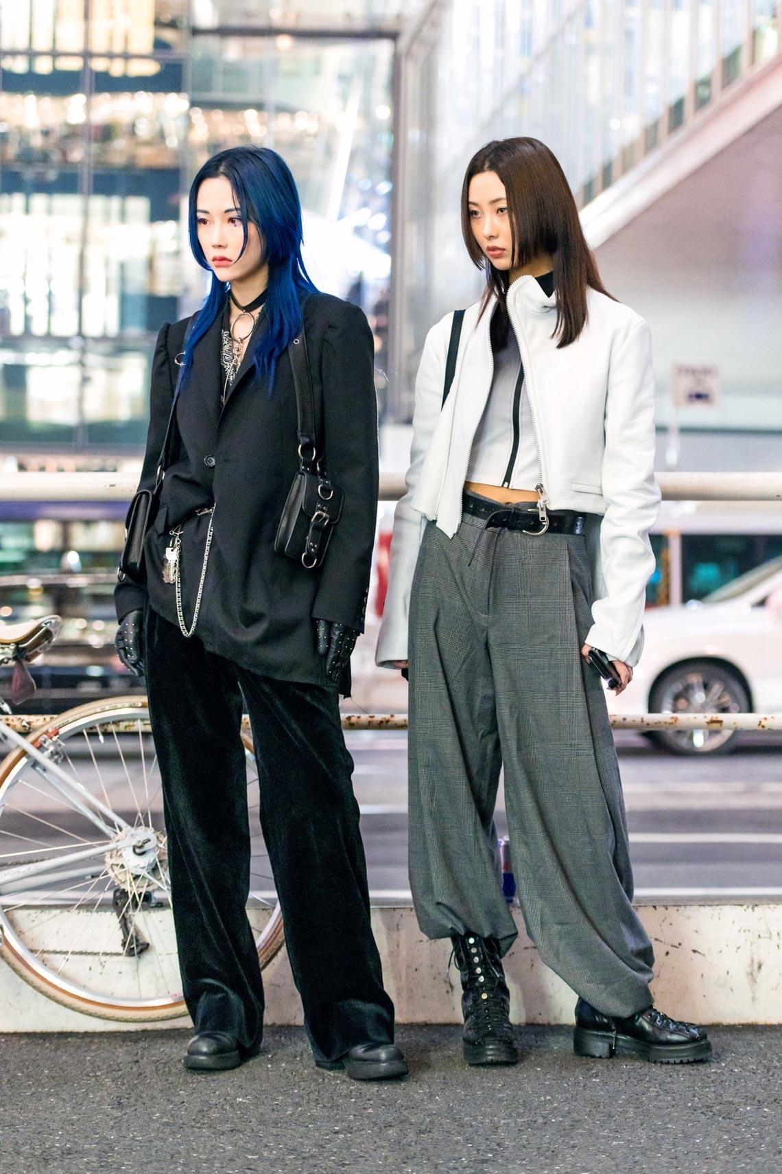 Phong cách Tuần lễ thời trang Tokyo: trang phục cho ngày tận thế-2