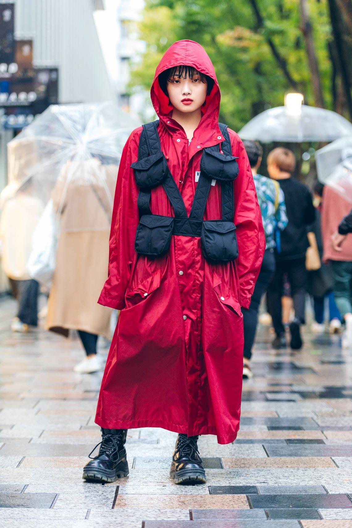 Phong cách Tuần lễ thời trang Tokyo: trang phục cho ngày tận thế-3