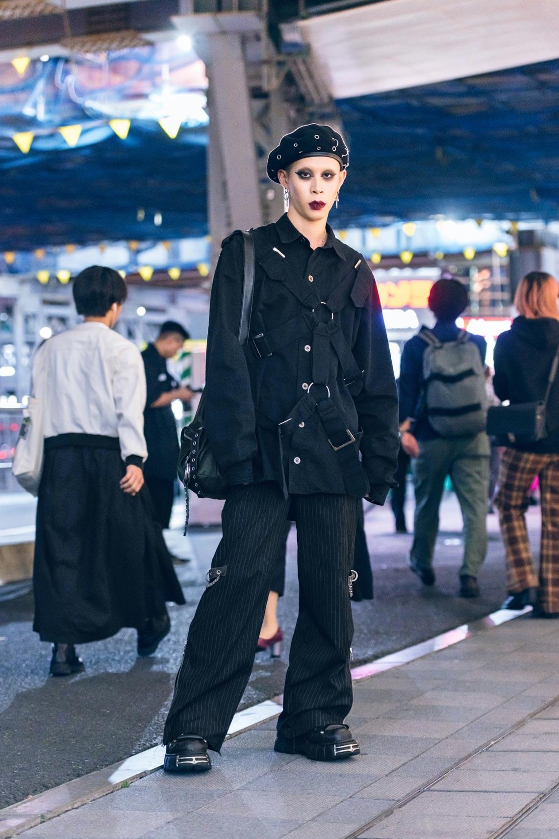 Phong cách Tuần lễ thời trang Tokyo: trang phục cho ngày tận thế-4