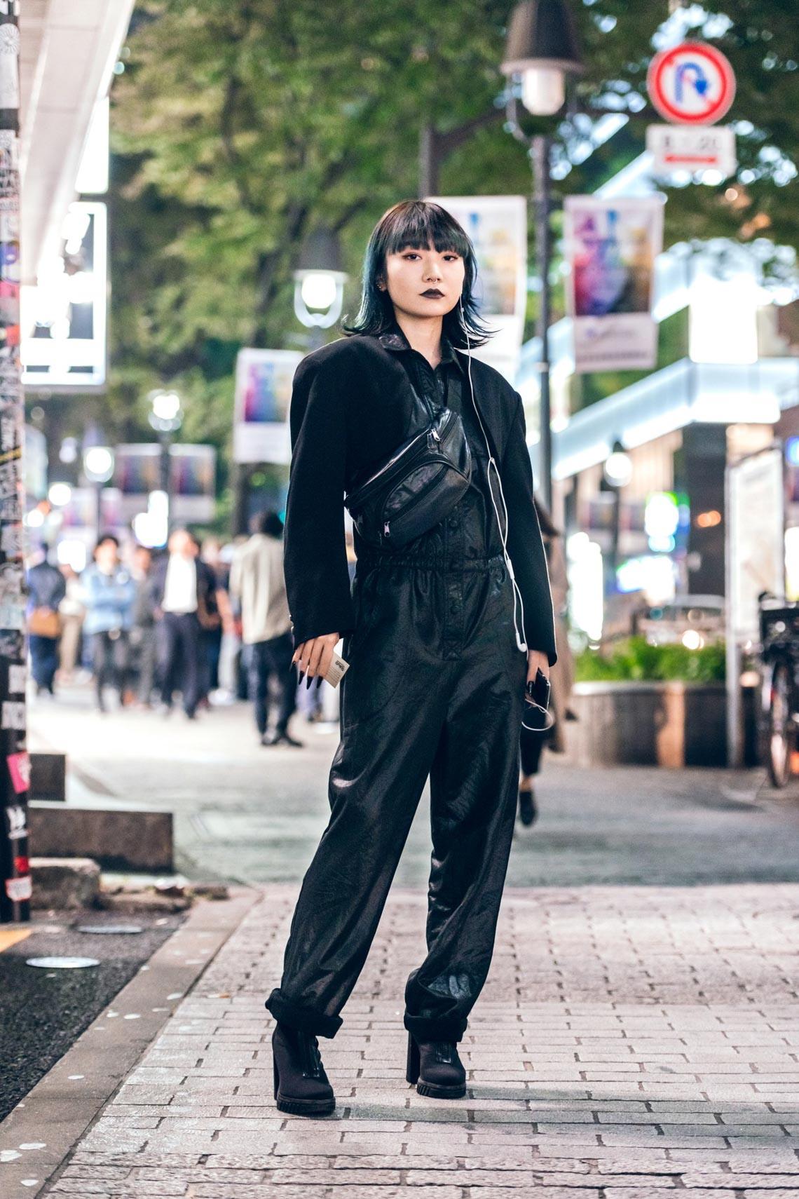 Phong cách Tuần lễ thời trang Tokyo: trang phục cho ngày tận thế-5
