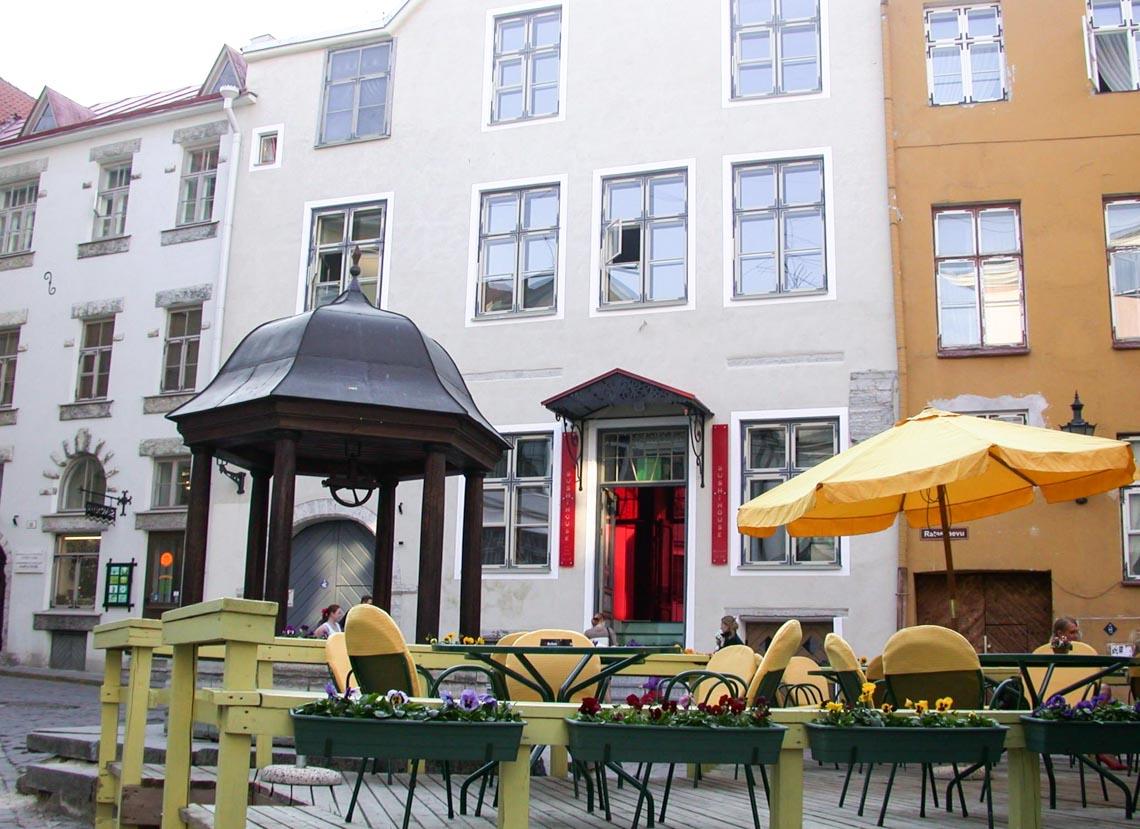 Tallinn: thành phố Trung cổ bên vịnh Baltic-3