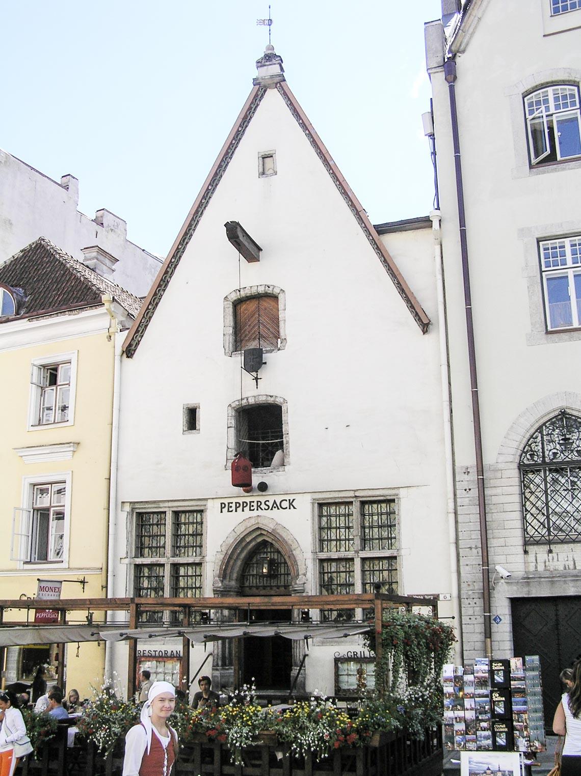 Tallinn: thành phố Trung cổ bên vịnh Baltic-5