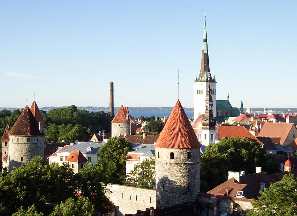 Tallinn: thành phố Trung cổ bên vịnh Baltic-6