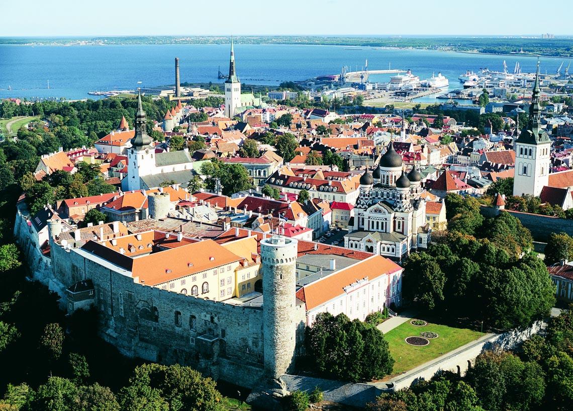 Tallinn: thành phố Trung cổ bên vịnh Baltic-7
