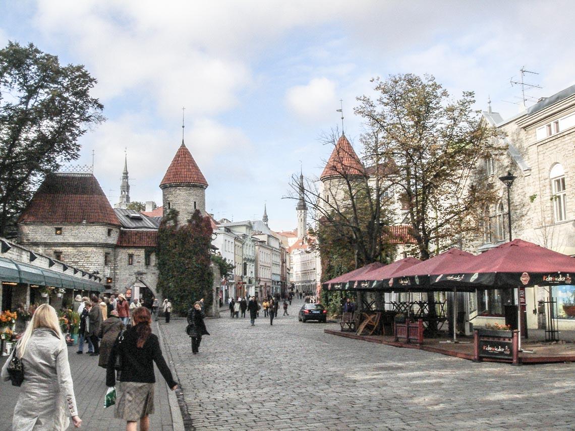 Tallinn: thành phố Trung cổ bên vịnh Baltic-8