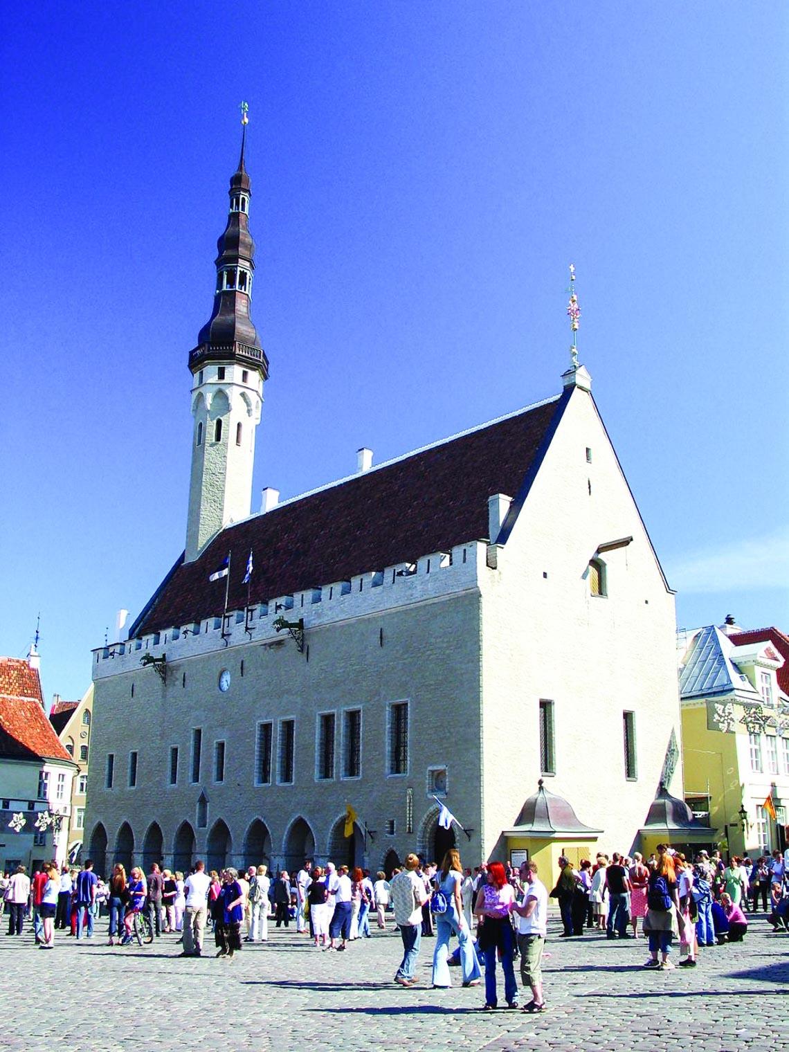 Tallinn: thành phố Trung cổ bên vịnh Baltic-9
