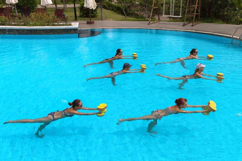 Tập thể thao dưới nước-4