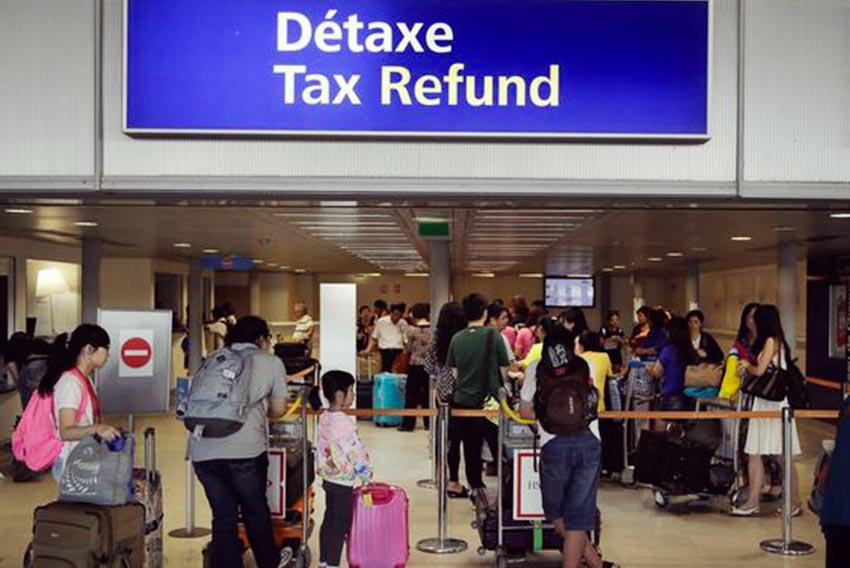Thủ tục hoàn thuế khi mua sắm ở châu Âu-4