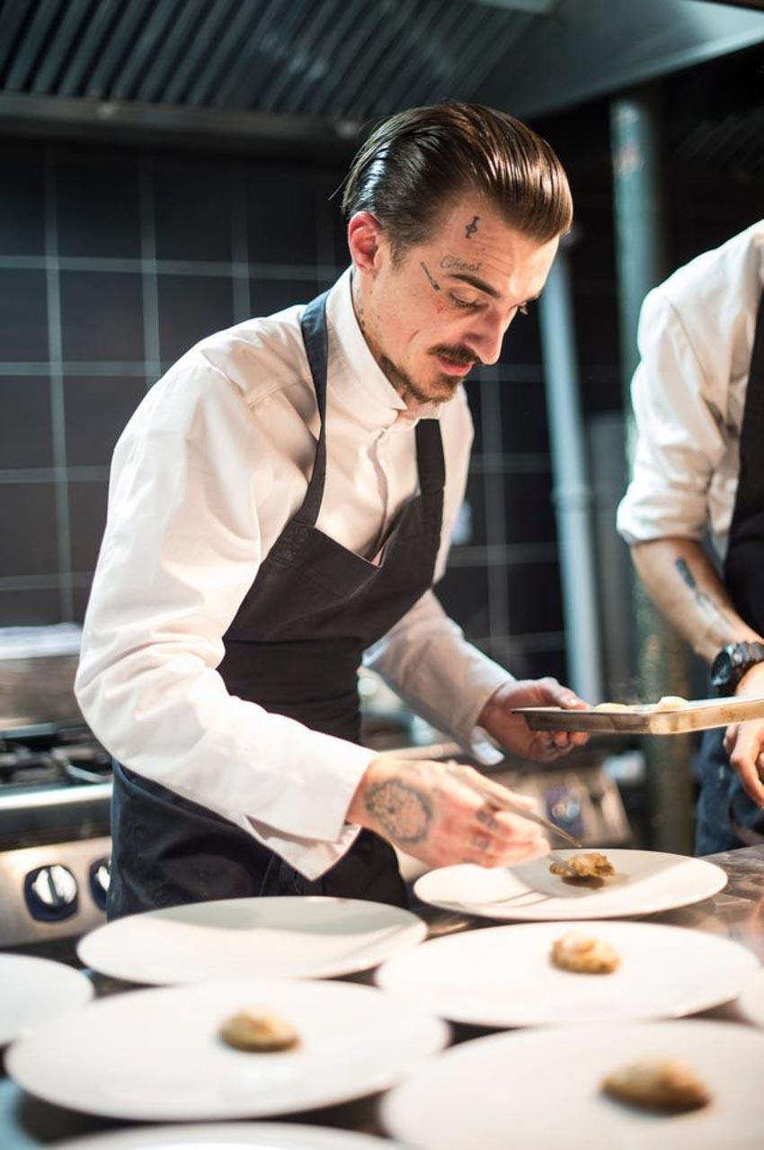 Trải nghiệm ẩm thực và nghệ thuật cùng đầu bếp sao Michelin Guillaume Sanchez -4
