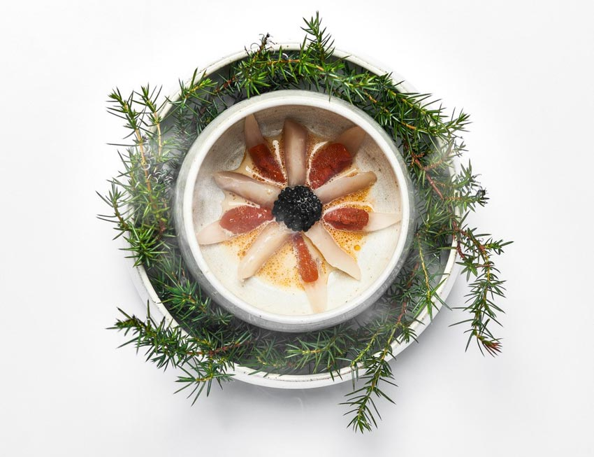 Trải nghiệm ẩm thực và nghệ thuật cùng đầu bếp sao Michelin Guillaume Sanchez -7