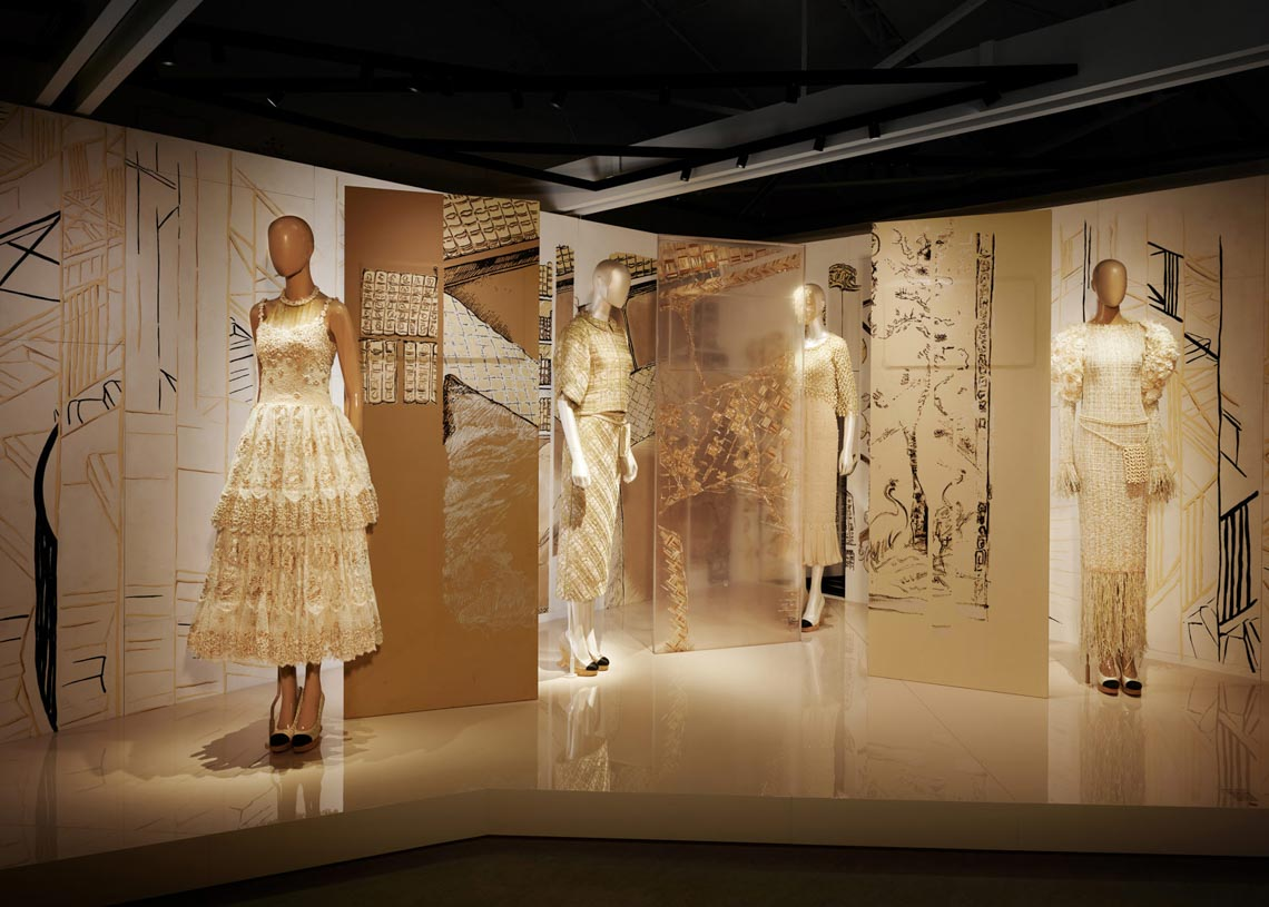 Trải nghiệm triển lãm Mademoiselle Privé của Chanel tại Tokyo-3