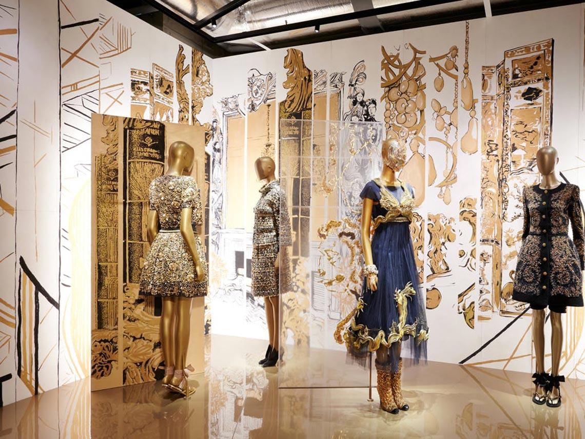 Trải nghiệm triển lãm Mademoiselle Privé của Chanel tại Tokyo-6