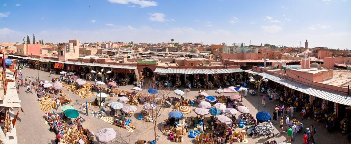 Trầm mặc phố cổ Morocco-2