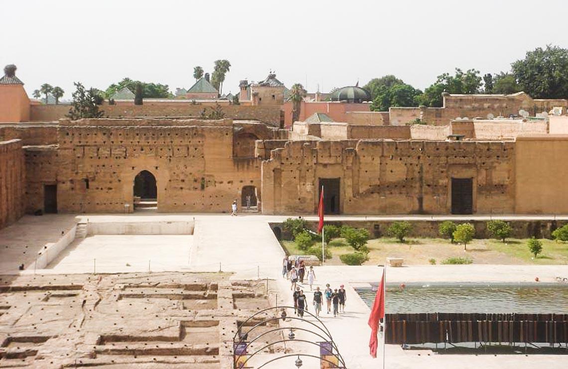 Trầm mặc phố cổ Morocco-3