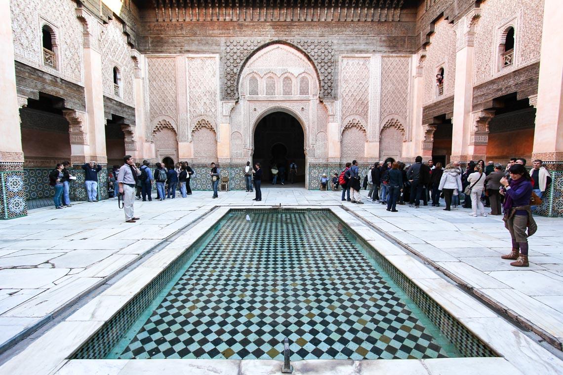 Trầm mặc phố cổ Morocco-4