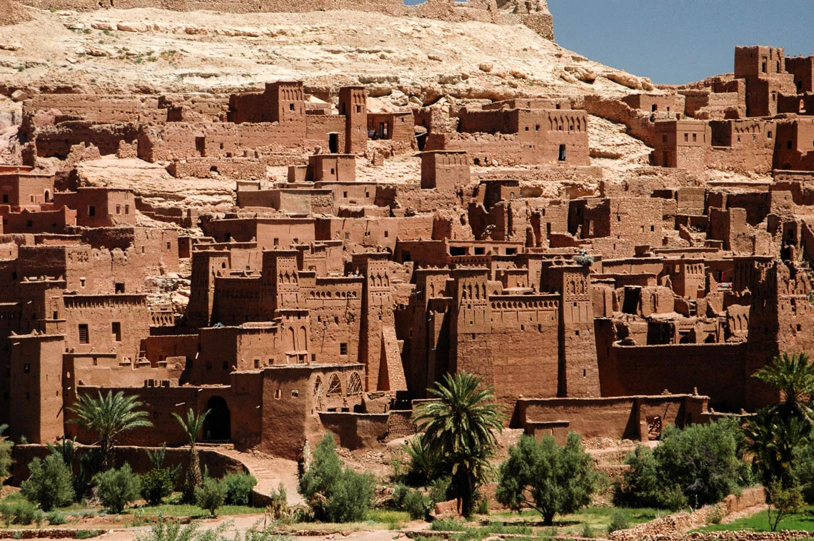 Trầm mặc phố cổ Morocco-6