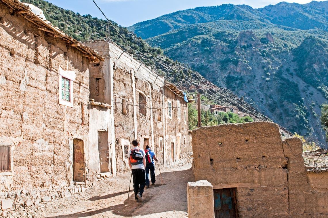 Trầm mặc phố cổ Morocco-7