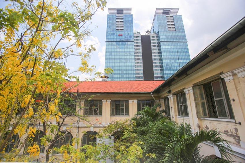 Tứ giác vàng - di sản Sài Gòn xưa-2