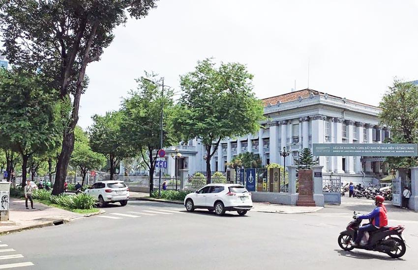 Tứ giác vàng - di sản Sài Gòn xưa-3